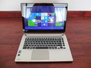 Ultrabook Toshiba E45T Corei5 Touch dengan layar FullHD