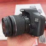 Canon 1300D Kit 18-55 WiFi Mulus Bergaransi Resmi | Jual Beli Kamera