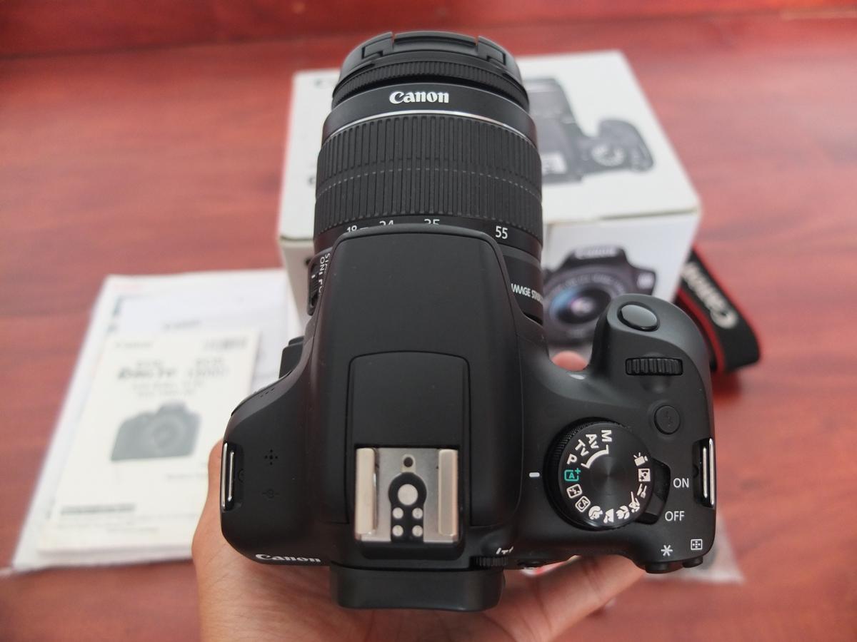 Jual Beli Laptop Kamera | surabaya | sidoarjo | malang | gersik | krian | canon 1300D