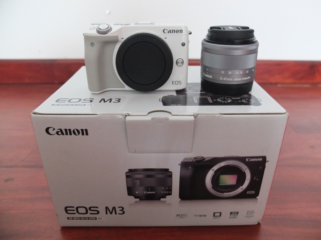 Jual Beli Laptop Kamera | surabaya | sidoarjo | malang | gersik | krian | canon M3