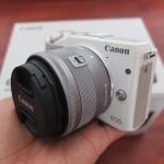 Canon EOS M3 Kit 15-45mm STM Umur 1 minggu Garansi Resmi | Jual Beli Laptop
