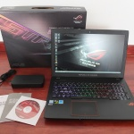 Jual Beli Laptop Kamera | surabaya | sidoarjo | malang | gersik | krian | asus rog gl553vd