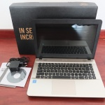 Jual Beli Laptop Kamera | surabaya | sidoarjo | malang | gersik | krian | Asus X550IU