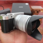 Jual Beli Laptop Kamera | surabaya | sidoarjo | malang | gersik | krian | Fujifilm Xa10 | Fujifilm X-A10