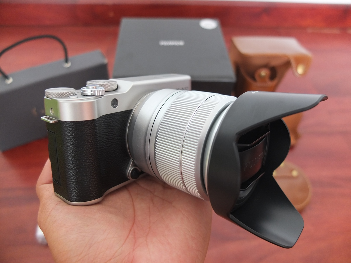 Jual Beli Laptop Kamera   surabaya   sidoarjo   malang   gersik   krian   Fujifilm Xa10   Fujifilm X-A10