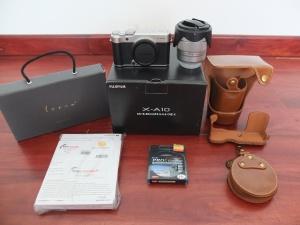 Fujifilm XA10 Like New Banyak Bonus garansi | X-A10 | Jual Beli Kamera