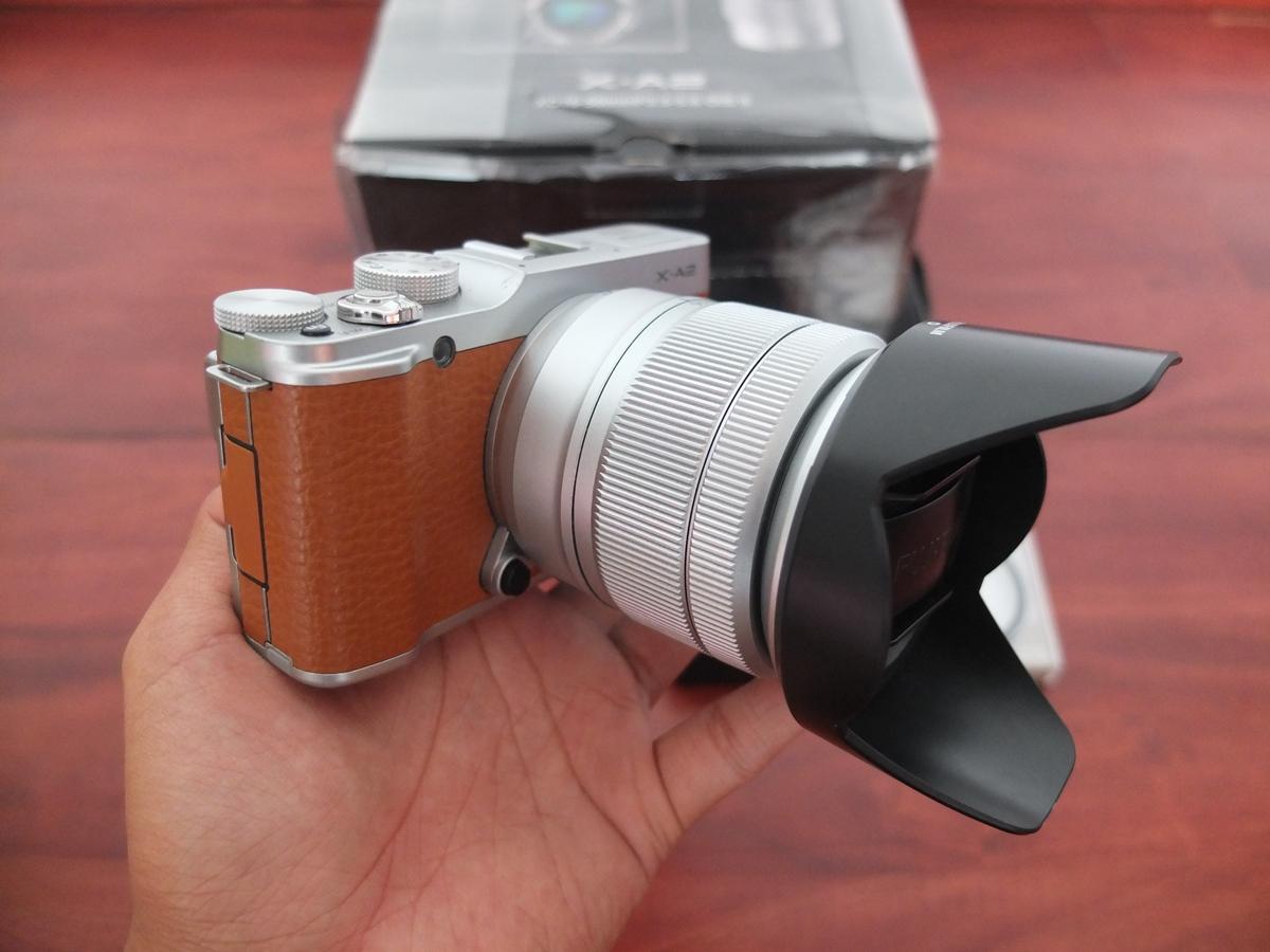 Jual Beli Laptop Kamera | surabaya | sidoarjo | malang | gersik | krian | fujifilm x-a2