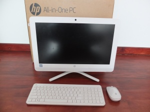 Hp All In One PC 20-C303D Ci5 7200U Garansi Panjang | Jual Beli Laptop