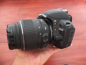 Nikon D3100 Kit 18-55mm SC 7ribuan | Jual Beli Kamera