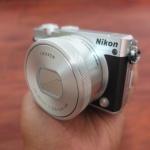 Mirrorless Nikon 1 J5 kit 10-30mm Kekinian Vlog | Jual Beli Kamera