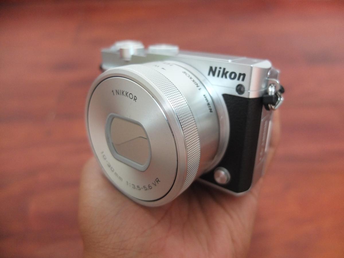 Mirrorless Nikon 1 J5 Kit 10 30mm Kekinian Vlog Jual Beli Kamera