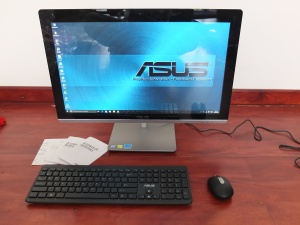 Asus AIO PC V230IC Ci5 6400T TouchScreen Nvidia 930m | Jual Beli Laptop
