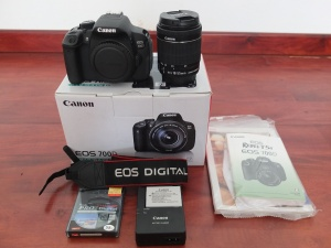 Canon 700D Kit 18-55mm STM SC minim 4Ribuan | Jual Beli Kamera Surabaya