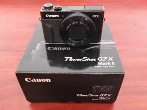 Canon G7X Mark II Garansi DS Panjang | Jual beli Kamera Surabaya