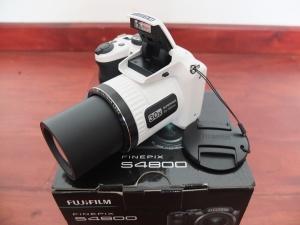 Fujifilm S4800 Zoom 30x Snow White | Jual beli Kamera Surabaya