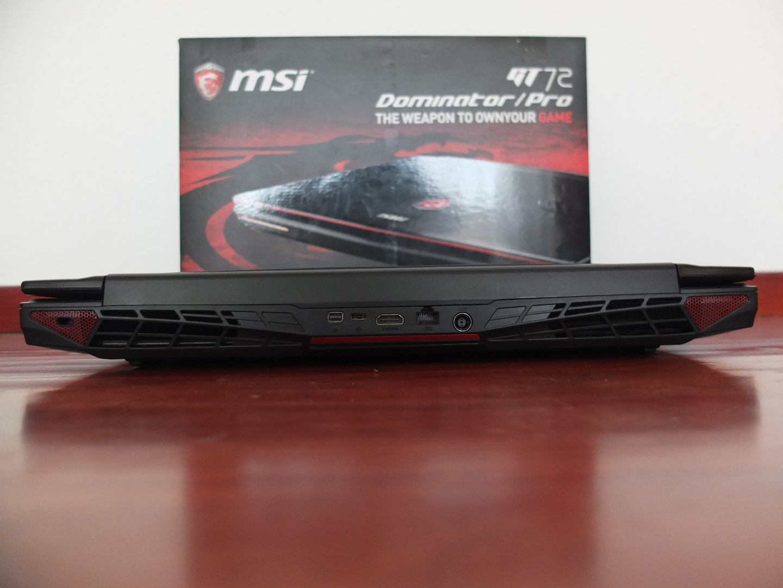 Jual Beli Laptop Kamera | surabaya | sidoarjo | malang | gersik | krian | MSI GT72S 6QE