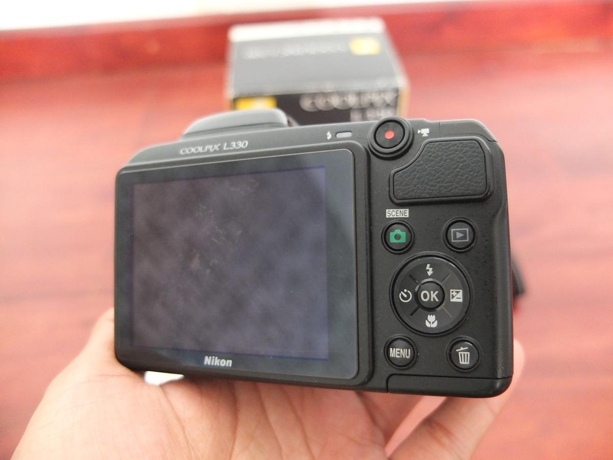 Jual Beli Laptop Kamera | surabaya | sidoarjo | malang | gersik | krian | Nikon Coolpix L330
