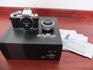 Olympus OM-D EM10 Mark II Kit 14-42mm Umur 1 Bulan | Jual Beli Kamera