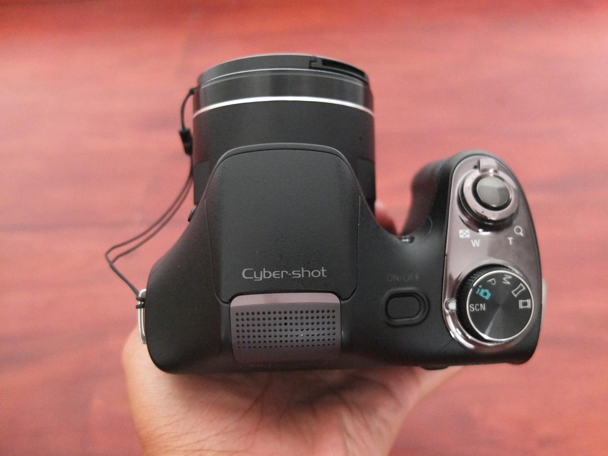 Jual Beli Laptop Kamera   surabaya   sidoarjo   malang   gersik   krian   Sony DSC H300