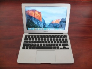 Macbook Air Late 2010 11in Nvidia 320M | Jual Beli Laptop Surabaya