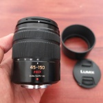 Jual Beli Laptop Kamera | surabaya | sidoarjo | malang | gersik | krian | Lensa Lumix G Vario 45-150mm HD