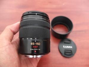 Lensa Lumix G Vario 45-150mm HD Bisa di pake body Olympus | Jual Beli Kamera Surabaya