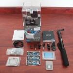 GoPro Hero4 Kondisi Istimewa Full Accessories | Jual Beli Kamera Surabaya