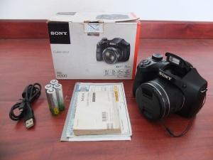Sony DSC-H300 Dengan 20Mp | Jual Beli Kamera Surabaya