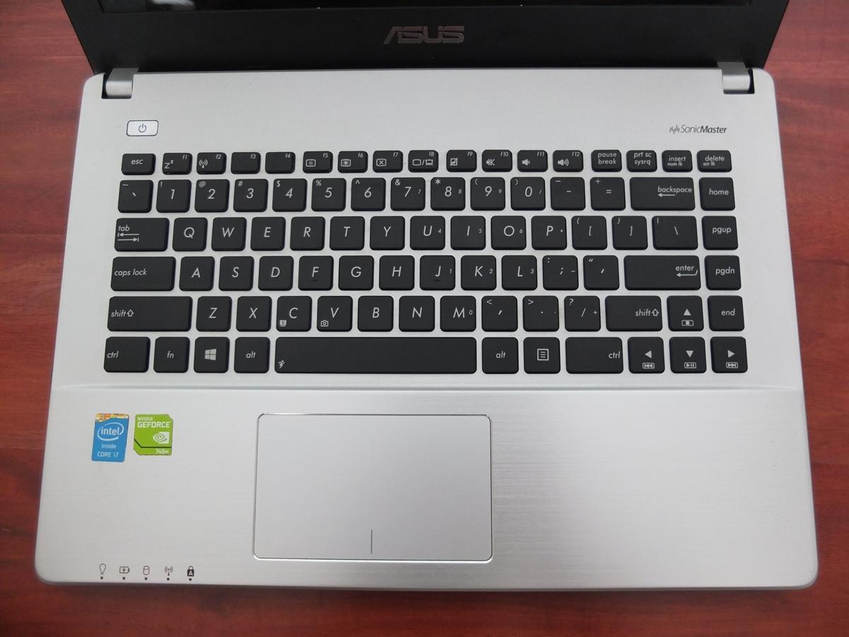 Jual Beli Laptop Kamera | surabaya | sidoarjo | malang | gersik | krian | Asus X450JF Nvidia 745m 2gb