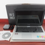 Jual Beli Laptop Kamera | surabaya | sidoarjo | malang | gersik | krian | Asus X555QG A12-9700P