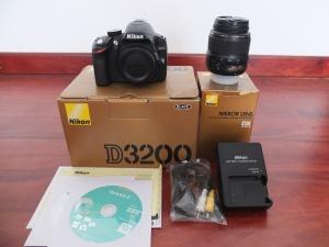 Nikon D3200 Kit 18-55mm SC Rendah | Jual Beli Kamera Surabaya