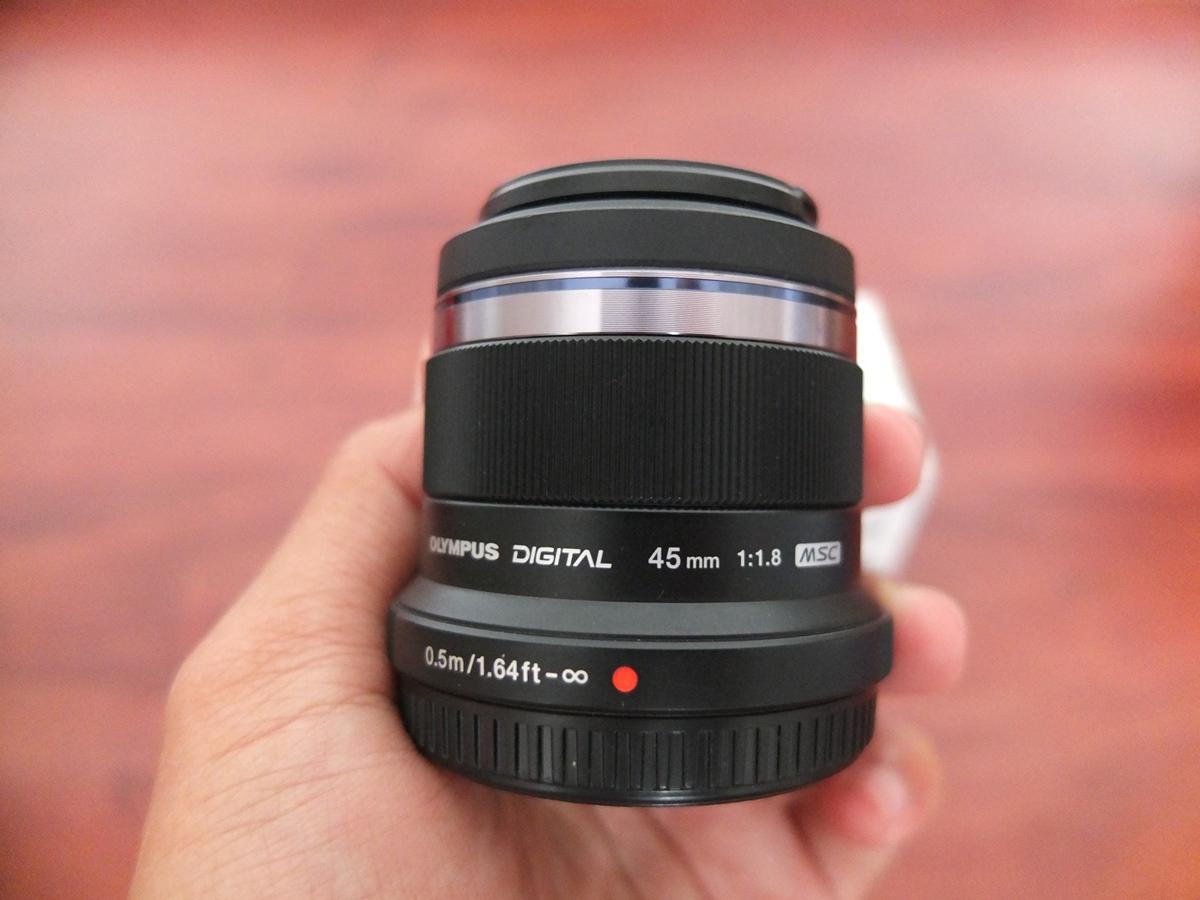 Jual Beli Laptop Kamera   surabaya   sidoarjo   malang   gersik   krian   Olympus M.Zuiko 45mm F1.8