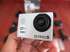 B-PRO 5 Alpha Edition Full HD 1080p Wifi Action Camera | Jual Beli Kamera