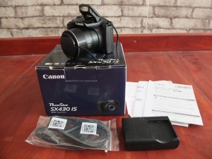 Canon SX430 IS 20.0 MP 90x Zoom Wi-Fi | Jual beli Kamera Surabaya Surabaya