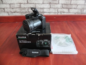 Fujifilm FinePix S4600 26x Zoom Optical | Jual Beli Kamera Surabaya