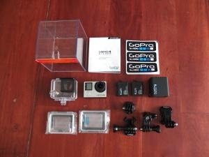 GoPro Hero4 Istimewa Bonus Dual Charger Ori | Jual Beli Kamera Surabaya