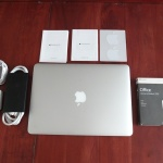 Macbook Air 13in MMGF2 Core i5 Ram 8gb 2017 | Jual Beli Laptop Surabaya