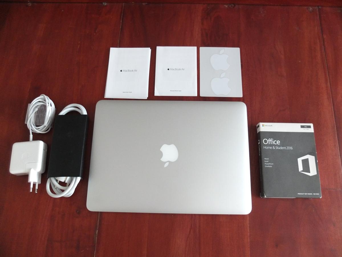 Jual Beli Laptop Kamera | surabaya | sidoarjo | malang | gersik | krian | Macbook Air MMGF2 2015