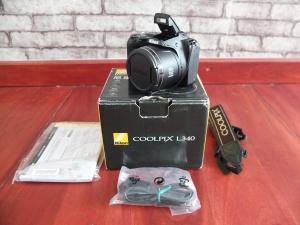 Nikon Coolpix L340 With Zoom Optical 28x | Jual Beli Kamera