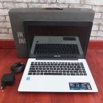 Jual Beli Laptop Kamera | surabaya | sidoarjo | malang | gersik | krian | Asus X453MA BayTrail M Quad M