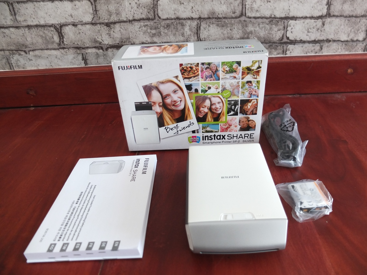 Jual Beli Laptop Kamera   surabaya   sidoarjo   malang   gersik   krian   Fujifilm Instax Share SP2 SP-2