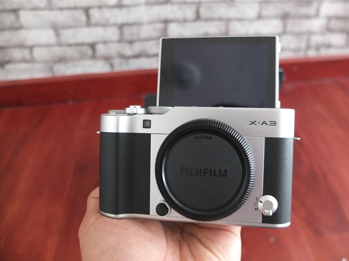 Jual Beli Laptop Kamera | surabaya | sidoarjo | malang | gersik | krian | Fujifilm Xa3 X-A3