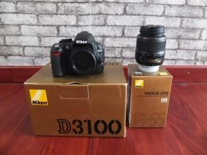 Nikon D3100 Kit 18-55mm SC 4Ribuan | Jual Beli Kamera Surabaya