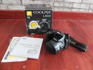 Nikon L810 With Zoom Optical 26x | Jual Beli Kamera Surabaya
