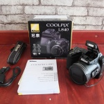 Nikon Collpix L840 WiFi Zoom Optical 38x | Jual Beli Kamera Surabaya