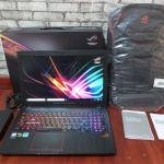 Asus ROG GL553VD Core i7 Ram 16gb Umur 2 Bulan | Jual Beli Laptop Surabaya