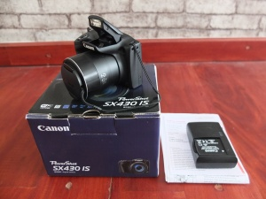 Canon SX430 IS Wifi 45x Optical Zoom Garansi | Jual Beli Kamera Surabaya