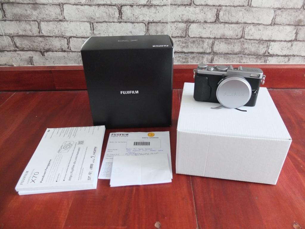 Jual Beli Laptop Kamera | surabaya | sidoarjo | malang | gersik | krian | Fujifilm X70