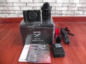 Fujifilm XA1 X-A1 Lensa Kit 16-50mm | Jual beli Kamera Surabaya