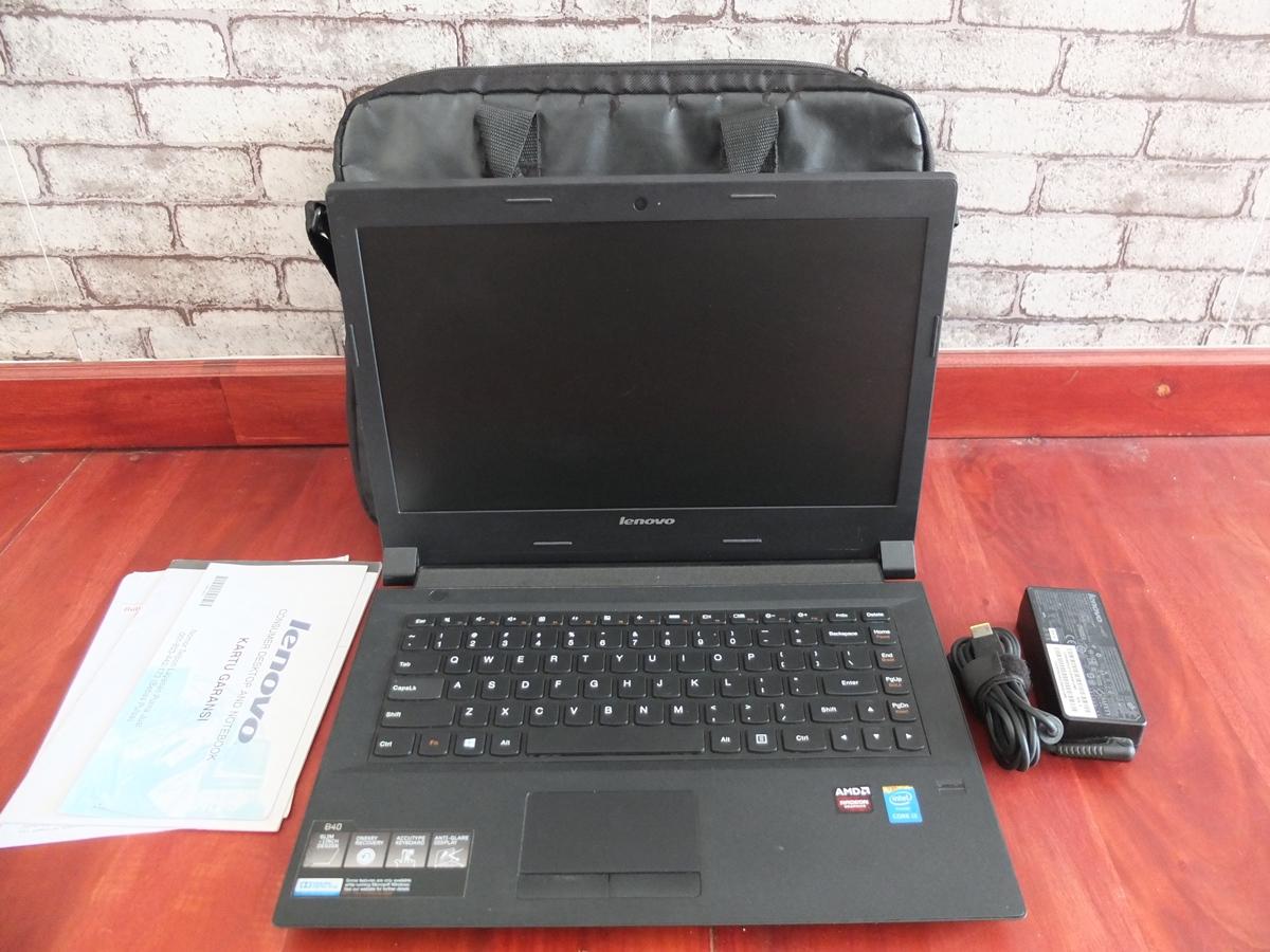 Jual Beli Laptop Kamera   surabaya   sidoarjo   malang   gersik   krian   lenovo B40-70 Core i3 4010U